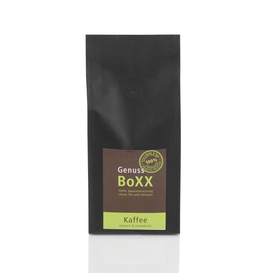 kaffee 250 gr ganze bohnen boxx shop geschenkideen. Black Bedroom Furniture Sets. Home Design Ideas
